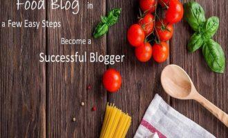 Start Succesful Food Blog
